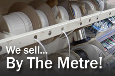 We sell by the metre!