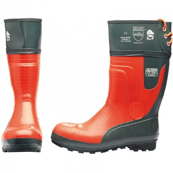 Chainsaw Boots (Size 10/44)