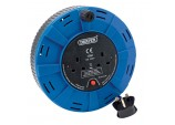 15M 230V Twin Extension Cable Reel