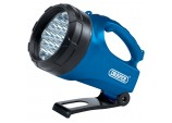 19 LED Rechargeable Spotlight