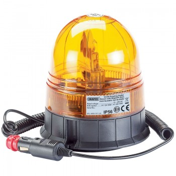 12/24V Magnetic Base Rotating Beacon
