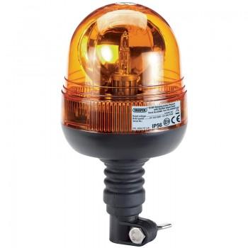12/24V Flexible Spigot Base Rotating Beacon