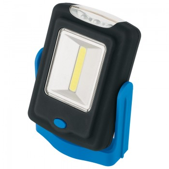 COB LED Magnetic Worklight (3W)(3 x AAA batteries)