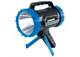 Cree LED Rechargeable Spotlight With Power Bank (10W)