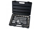 "1/2"" Sq. Dr. MM/AF Combined Socket Set (42 Piece)"