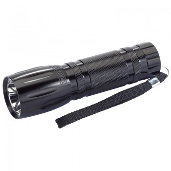 CREE 1 LED Torch (3 x AAA batteries)