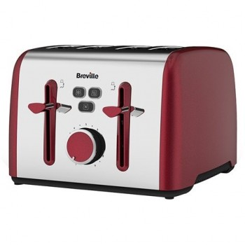 Colour Notes 4 Slice Toaster